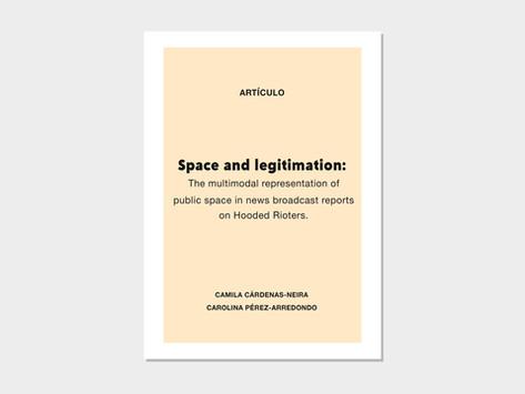 Artículo: Space and legitimation