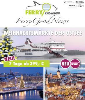 FERRY GOOD NEWS – No. 16 – März 2021