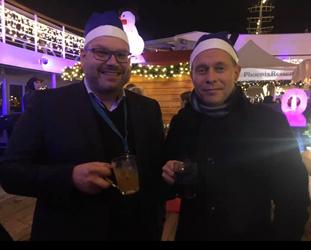 Patrick Brandt und Uwe Giese