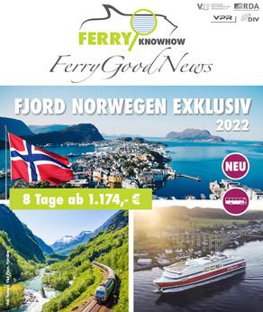 FERRY GOOD NEWS – No. 30 – Mai 2021