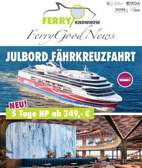 FERRY GOOD NEWS – No. 18 – April 2021