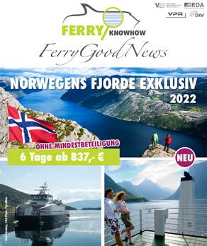 FERRY GOOD NEWS – No. 35 – Juni 2021