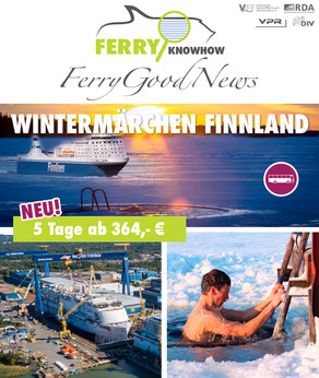 FERRY GOOD NEWS – No. 20 – April 2021