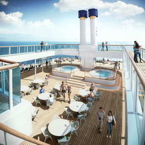 Copy of Outdoor deck_with people_jacuzzi