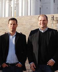 Patrick und Uwe 2011