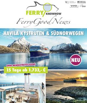 FERRY GOOD NEWS – No. 22 – April 2021
