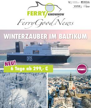 FERRY GOOD NEWS – No. 25 – April 2021