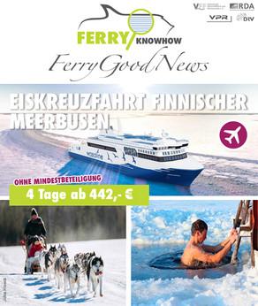 FERRY GOOD NEWS – No. 14 – März 2021
