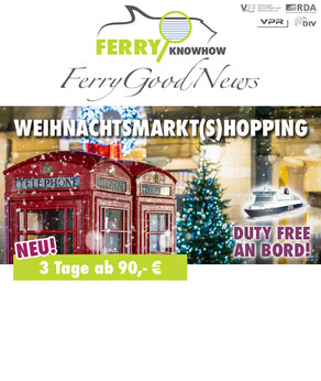 FERRY GOOD NEWS – No. 21 – April 2021