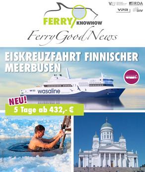 FERRY GOOD NEWS – No. 28 – Mai 2021