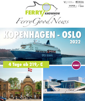 FERRY GOOD NEWS – No. 29 – Mai 2021