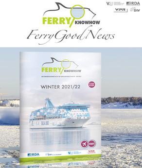 FERRY GOOD NEWS – Katalog Winter 2022