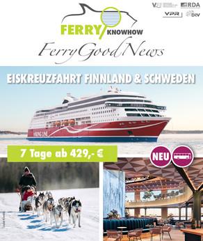 FERRY GOOD NEWS – No. 19 – April 2021
