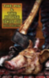 The Pig & The House by Edward Lee cover