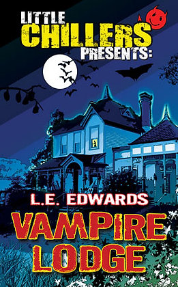 Vampire Lodge by Edward Lee