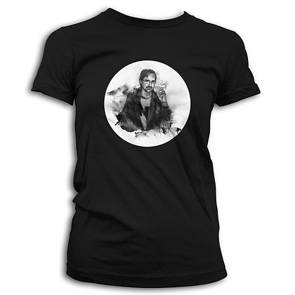 Edward Lee Deluxe Edition Ladies T-Shirt