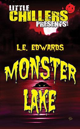 Monster Lake Trade Paperback
