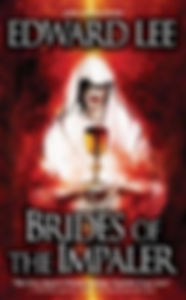 Cover for the mass-market paperback of Brides of the Impaler by Edward Lee