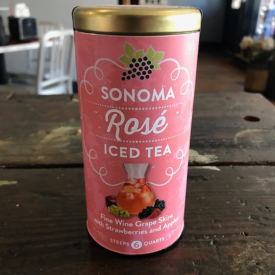 Sonoma Rose Iced Tea | Republic of Tea