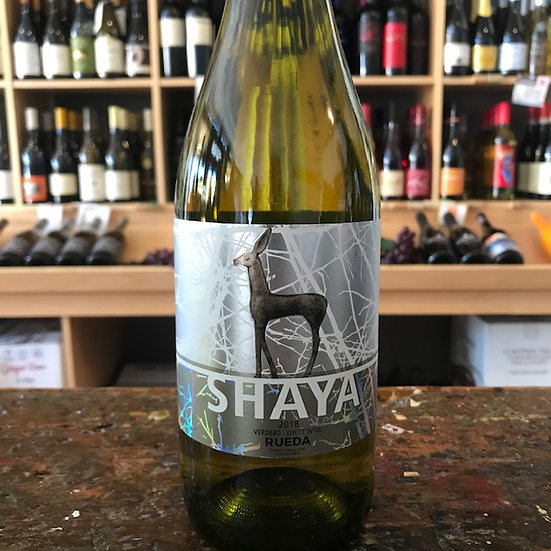 Shaya Rueda White Wine