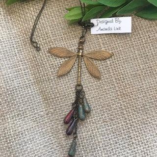 Amanda Link Necklace