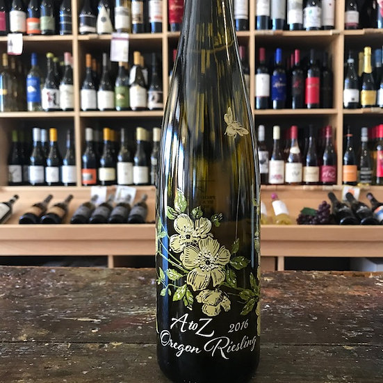 A to Z Oregon Riesling