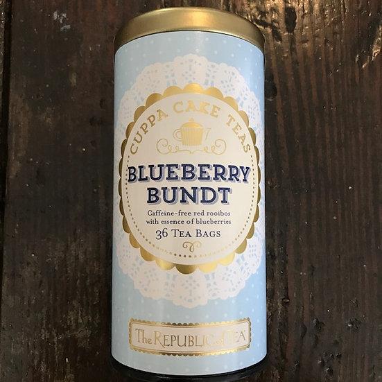 Blueberry Bundt | Republic of Tea