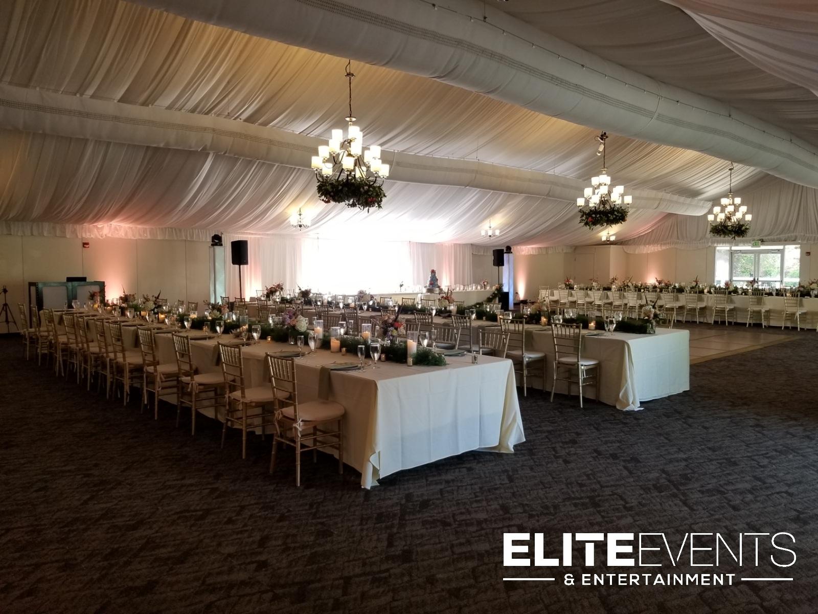 Lexington wedding dj service