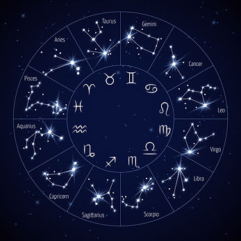 zodiac wheel small shutterstock_46936041