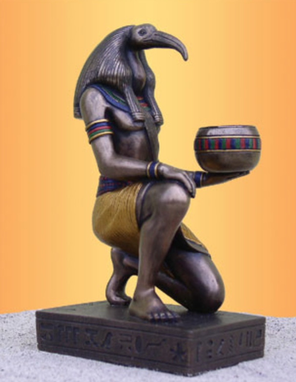 Thoth's Prophecy on Egypt