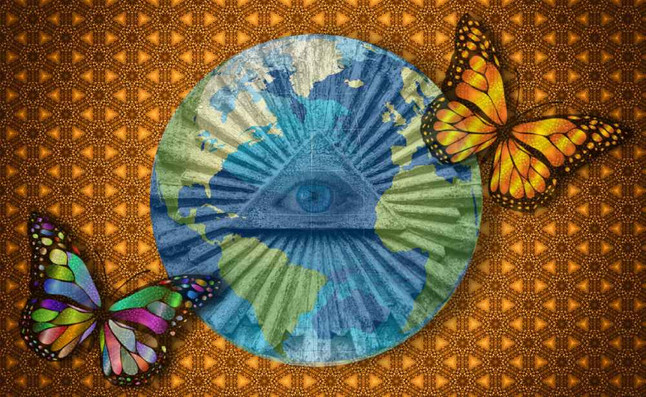 The Dark Side of a World in Flux Part 1 (through the lens of Evolutionary Astrology)