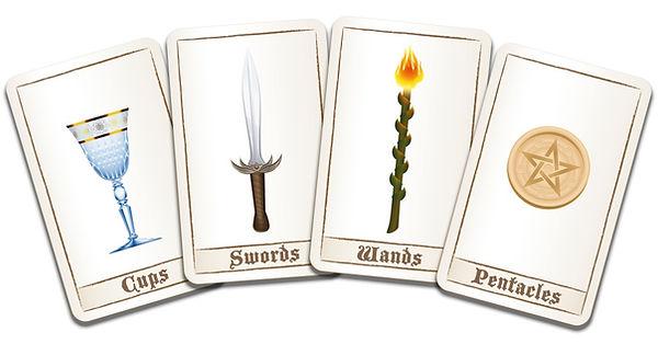 Tarot suits small shutterstock_368596718
