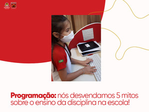 Programação: os benefícios do ensino não se limitam apenas ao desenvolvimento escolar