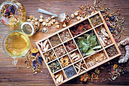Herbal Workshop - Sept 18, 2016