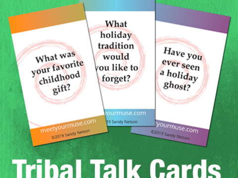 Tribal Talk Cards