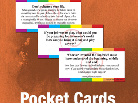 Pocket Power Cards