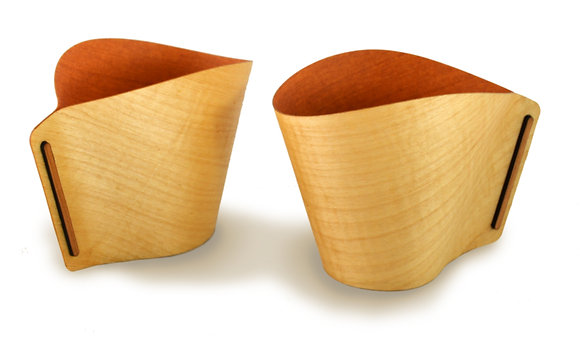 pair of tealight holders