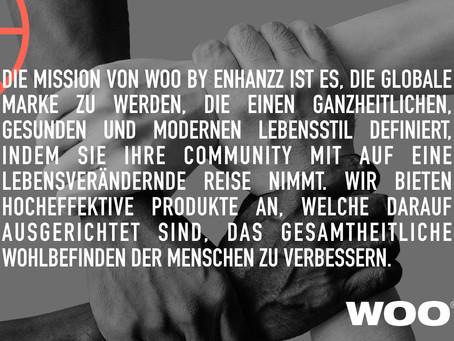 Herzlich Willkommen zu WOO BY ENHANZZ!
