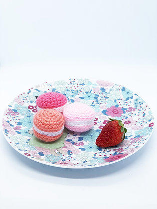 FANCY MACARONS ROSY
