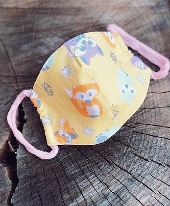 Kinder Atemschutzmaske FUCHS