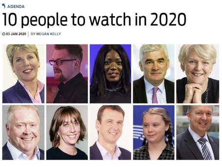 Roni Savage Featured in Construction News '10 people to watch in 2020'