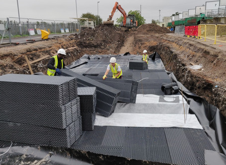 A Detailed Sustainable Drainage Design