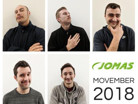 'No-Shave-November / Movember' 2018