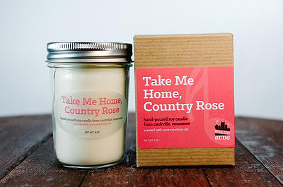 Hot Singles: Hand-Poured Candles