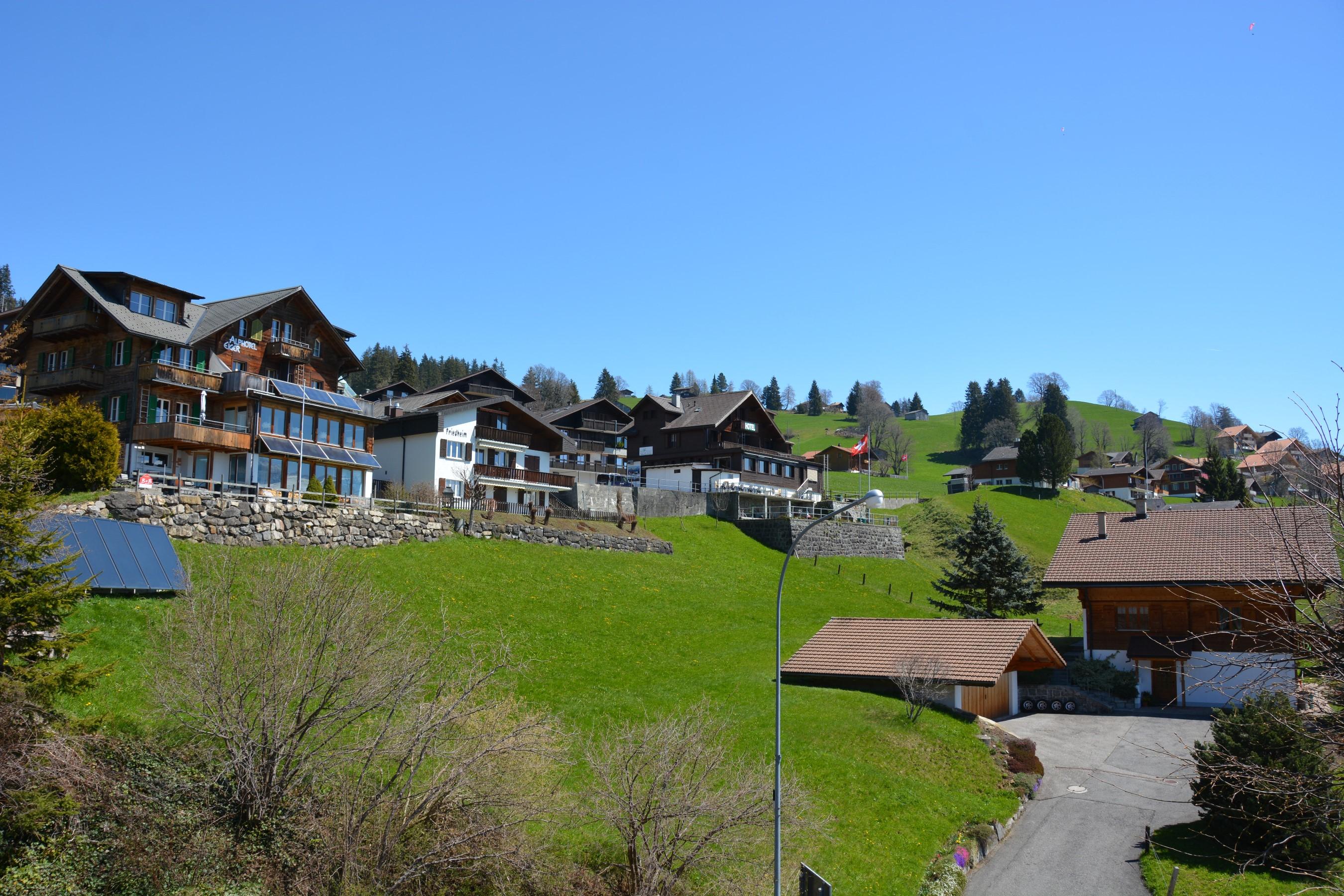 Ferienwohnung Schweiz Beatenberg