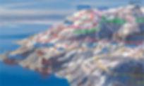 Beatenberg Skiing, Sledding and Snow Shoe Map