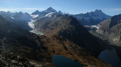 Grimsel Lakes - Interlaken Excursions