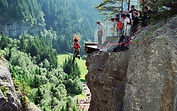 Canyon Swing - Interlaken Adventure Activities