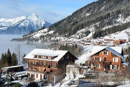 Ula's Holiday Apartments Beatenberg - Apartments near Interlaken