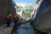 Canyoning - Interlaken Adventure Activities